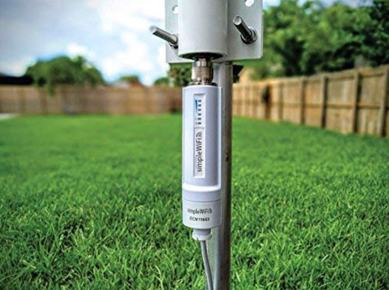 How To Extend WiFi To Cover Outdoor Grounds