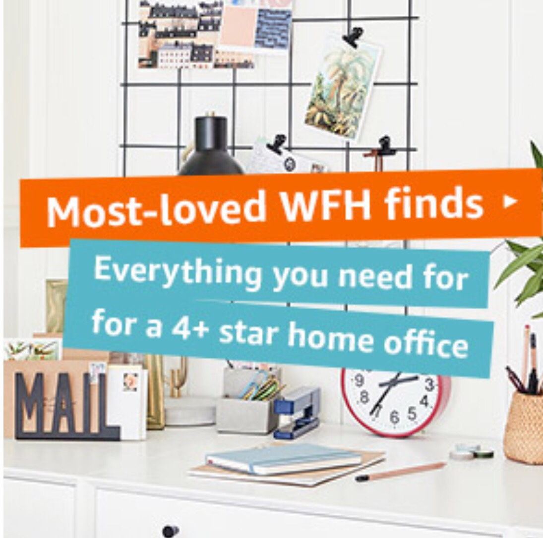 Most Loved Work From Home Finds
